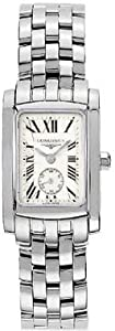 Longines Dolce Vita Silver Dial Stainless Steel Ladies Watch L51554716 by Longines