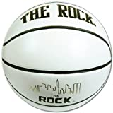 Anaconda Sports® The Rock® MG-AUTO-M-WH Men's Autograph Basketball