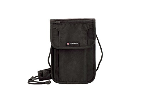 Victorinox Deluxe Concealed Security Pouch  RFID