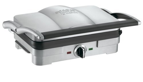 Cuisinart Griddler Jr 3-in-1 Nonstick Countertop