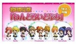 [Love Live! School Idol Paradise PSVita Limited Nendoroid Petite all 9 set Japan] (Best Figure Skating Costumes)