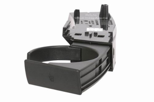 BMW Genuine Cup Holder for Right / Passenger Side, Black Color, Z4 (From 2002 - 2008) No Faceplate