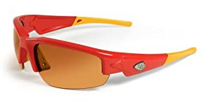 NFL Kansas City Chiefs Dynasty Sunglasses with Bag by Maxx