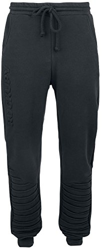 Rockupy Baggi Pants Pantaloni jogging nero XL