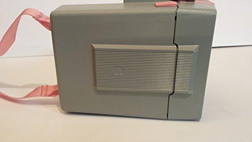 Vintage Polaroid Pink & Gray Cool Cam 600 Instant Camera 6