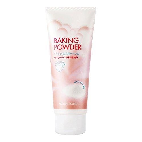 Etude House Baking Powder Cleansing Foam Moist 150ml - 1