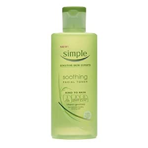 Simple Soothing Facial Toner 6.7 fl oz (200 ml)
