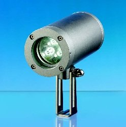 15 Watt Compact Explosion Proof Led Light - 120-230 Volts Ac Or 24 Volts Dc - Class 1 Div 1