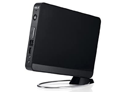 ASUS EeeBox EB1007P-B001F Desktop (1.8 GHz, Intel Atom D425, 2 GB DDR2, 320 GB HDD, Windows 7 professional 32-bit)