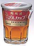 陶陶酒 デルカップ 銀印(甘口) 12度 50ml