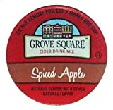 Grove Square SPICED HOT APPLE CIDER - 12 k-cups