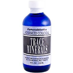 Futurebiotics Trace Minerals, 4-Ounce