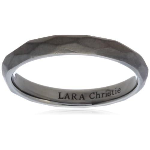 [ララクリスティー]LARA Christie 指輪 ネイキッド リング [ BLACK Label ] R6032-B-17 日本サイズ17号