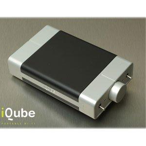 QABLES ヘッドホンアンプ IQUBE(QABLES)