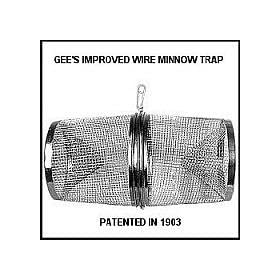 GEE Wire Minnow Trap