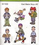 God made Boys #2