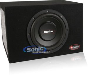 Boston Acoustics G110Ps Car Stereo Subwoofer