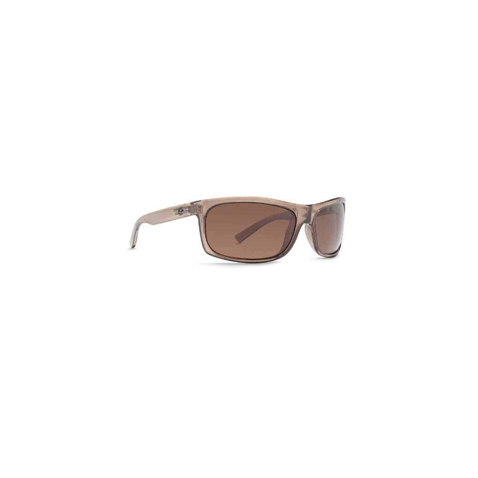 339a95725398 VON ZIPPER Conman Sunglasses Chocolate Gloss Grey on PopScreen