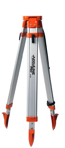 Johnson Level and Tool 40-6335 Contractor Aluminum Tripod