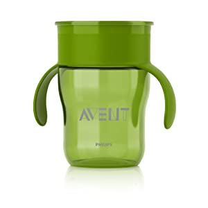 Philips AVENT My First Grown Up Drinking Cup, 9 Ounce