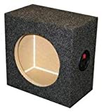 Ground Shaker SQ6.5 6.5″ Single Square Speaker Box Best Kitchen Accessories