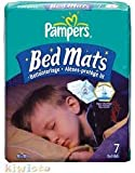 PAMPERS MATS BED LARGE 7