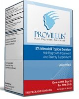 Provillus For Men - NEW IMPROVED SPRAYERS - Minoxidil
