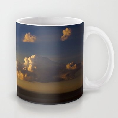 Society6 - Floating Coffee Mug By Armine Nersisian