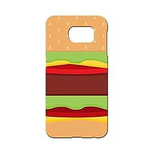 BLUEDIO Designer 3D Printed Back case cover for Samsung Galaxy S7 Edge - G3802