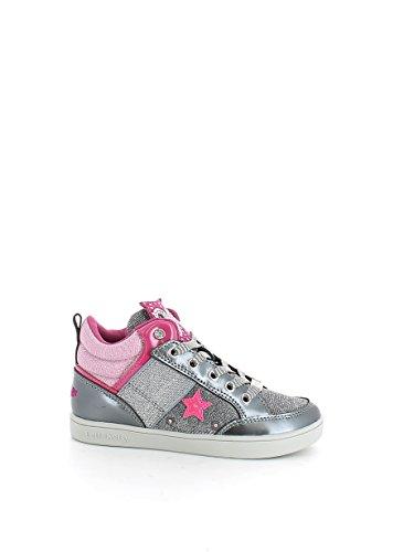 Lelli Kelly 6404 Sneakers Bambino Eco-pelle Grigio vernice Grigio vernice 27