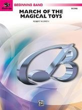 March of the Magical Toys Conductor Score & Parts