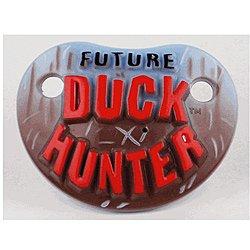 Billy Bob Future Duck Hunter Pacifier front-823132