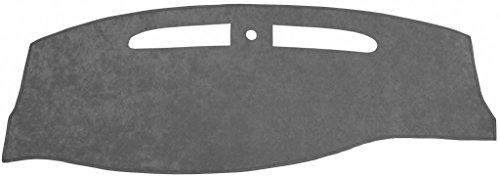 Chevy Cavalier Dash Cover Mat Pad - Fits 1995 - 2005 (Custom Suede, Charcoal) (Dash Cover Cavalier 2000 compare prices)