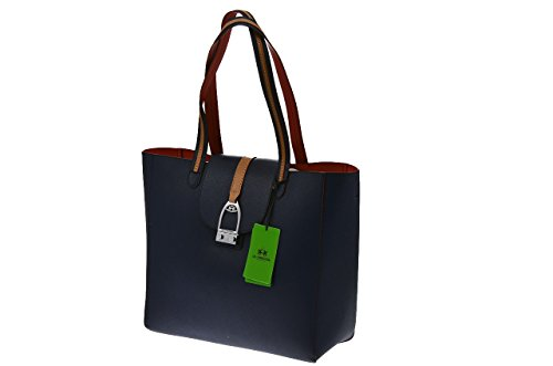 La Martina 324.002 Handbag Donna Blue Tu