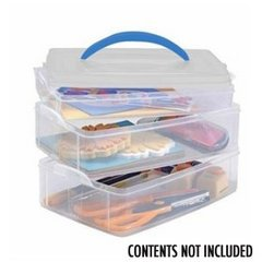 Snapware Snap 'N Stack 6-Inch by 9-Inch Storage Container