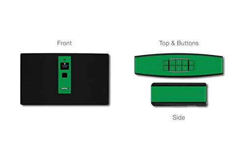stickerboy-anti-matte-series-skin-sticker-decal-for-bose-soundtouch-20-kelly-green