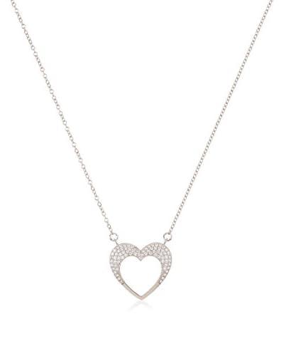 ANDREA BELLINI Collar Amour Pour Toujours plata de ley 925 milésimas