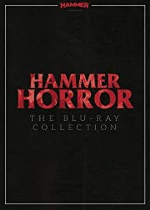 Hammer Horror - The Collection Blu-Ray Boxset (13 discs) Region B
