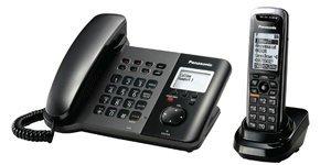 New Panasonic Warranty Sip Ip Dect Cordless Phone Line Status Direct Handset 2.5mm Headset Jack