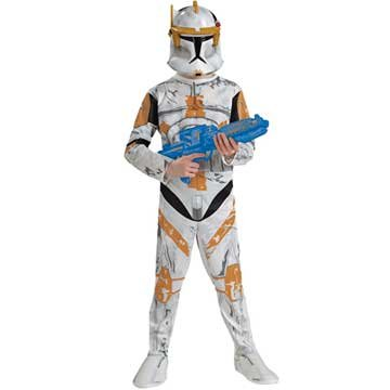 "Clone Trooper Commander ""Cody"" Adult Costume"