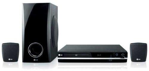LG HT253DD 2.1 DVD Home Cinema System