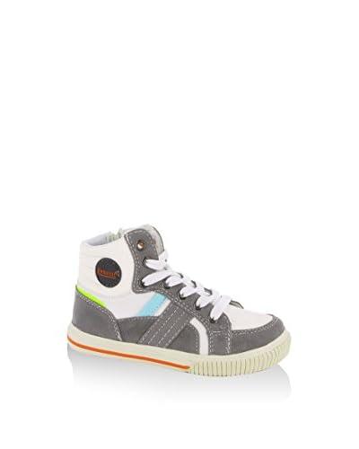 KIMBERFEEL Sneaker Alta Titou [Bianco]