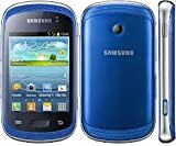 Samsung Galaxy Music DUOS S6012 Unlocked GSM Phone with Dual SIM, Android 4.0 OS