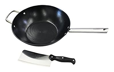 BergHOFF 2-Piece Asian Cookware Set
