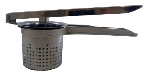 Stainless Steel Food Masher - Potato Ricer front-540948