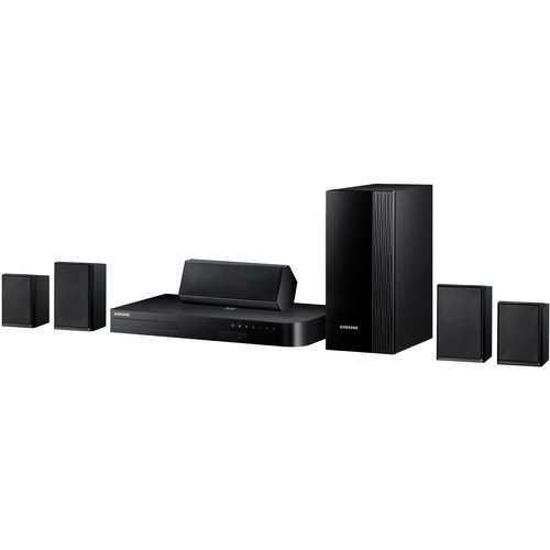 Samsung 5.1 Channel 1000 Watt Blu-ray Home Theater System (Radio Samsung compare prices)