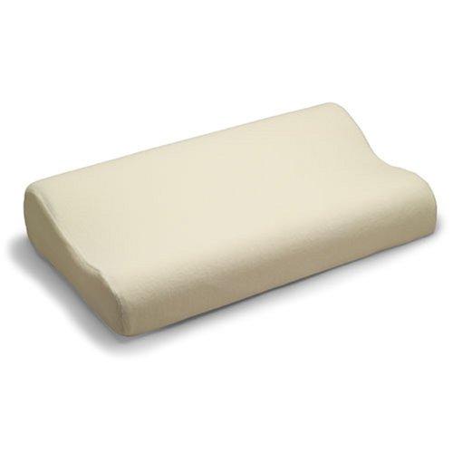 Obusforme Contoured Memory Foam Pillow Plus Standard (並行輸入品) Obusforme