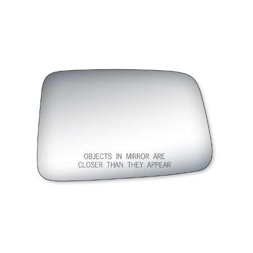 Fit System 90210 Passenger Side Replacement Mirror Glass (Ford Edge Side Mirror compare prices)