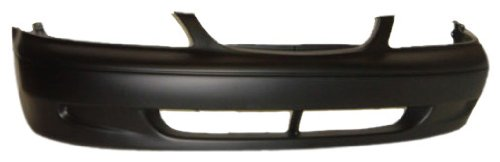OE Replacement Mazda 626 Front Bumper Cover (Partslink Number MA1000159) (1999 Mazda 626 Front Bumper compare prices)