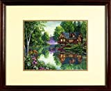 Dimensions Gold Counted Cross Stitch Kit - Cabin Fever